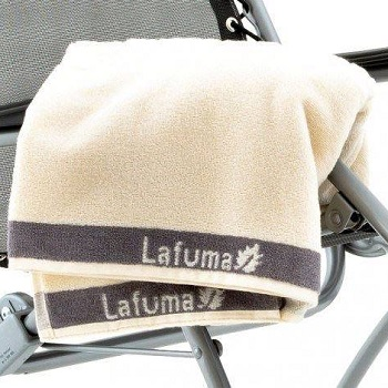 Image of Lafuma Towel for Recliners in Cream - LFM2662