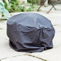 Small Image of La Hacienda Square Firepit Cover - Small
