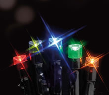 Image of Battery Operated Multicolour LED Lights