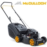 "McCulloch 16"" 2in1 Steel Deck Lawn Mower - B40-450C"