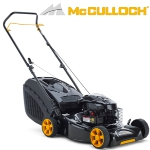 "McCulloch 18"" Collecting Steel Deck Lawn Mower - B46-450C"