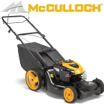 "McCulloch 21"" 2in1 Steel Deck Self Propelled Lawn Mower - B53-625CMDW"