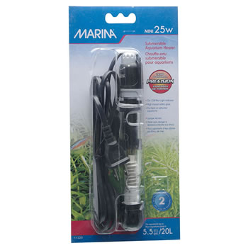 Image of Marina Submersible Pre-Set Mini Heater 25W