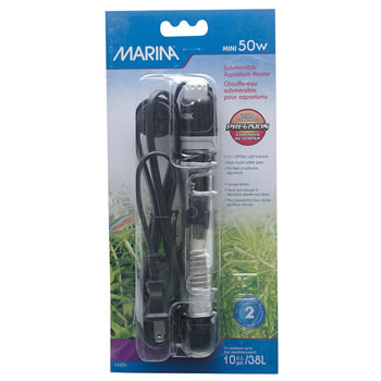 Image of Marina Submersible Pre-Set Mini Heater 50W