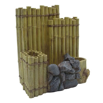 Image of Fluval EDGE Bamboo Wall Ornament
