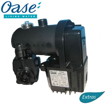 Image of Oase Filtral 2500/3000 Replacement UV and Pump