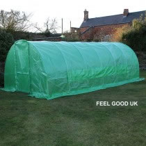 Image of 6m x 3m Polytunnel