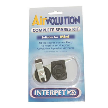 Image of Interpet AirVolution Mini Complete Annual Maintenance Kit