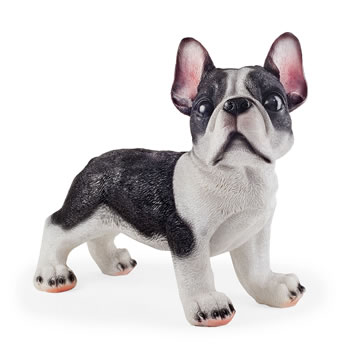 Image of Aries the Cute French Bulldog Pet Dog Figurine Garden Ornament