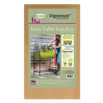 Image of Haxnicks Vigoroot Easy Table Garden Raised Bed