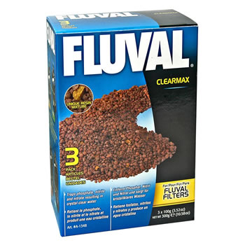 Image of Fluval ClearMax Media 3 x 100g