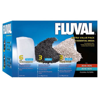 Image of Fluval Extra Value Media Pack 304/305/306/404/405/406