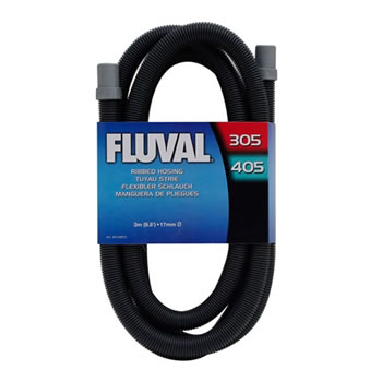 Image of Fluval 305/306/405/406 Filter Ribbed Hosing