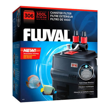 Image of Fluval 306 External Aquarium Filter