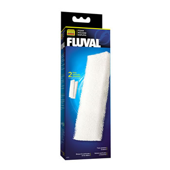 Image of Fluval 204/205/206/304/305/306 Foam Filter Block (2pcs)