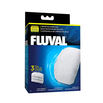Image of Fluval 104/105/106/204/205/206 Polishing Pad (3pcs)