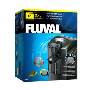 Image of Fluval U1 Underwater Filter 250LPH