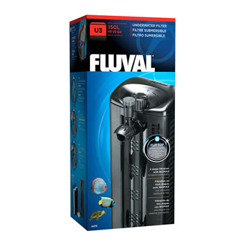 Image of Fluval U3 Underwater Filter 600LPH