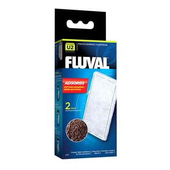 Image of Fluval U2 Clearmax Cartridge (2pcs)
