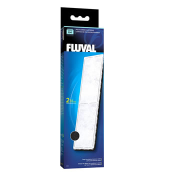 Image of Fluval U4 Poly/Carbon Cartridge (2pcs)