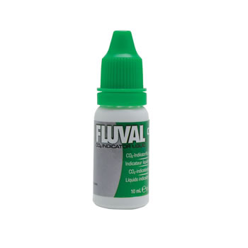 Image of Fluval CO2 Indicator Liquid Re-Fill 10ml