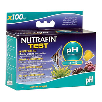 Image of Nutrafin pH Wide Range Test Kit