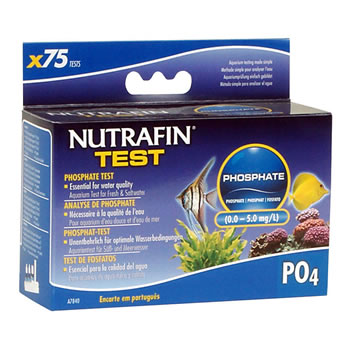 Image of Nutrafin Phosphate Test Kit
