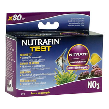 Image of Nutrafin Nitrate Test Kit
