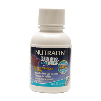 Image of Nutrafin Betta Plus -Tap Water Conditioner 60ml