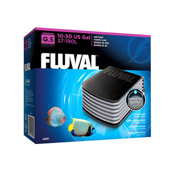 Image of Fluval Q.5 Aquarium Air Pump