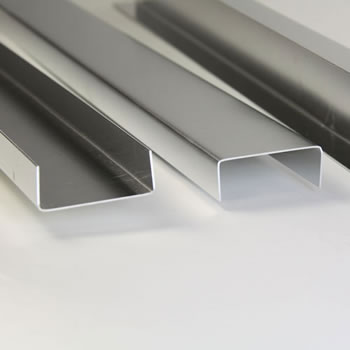 Image of Aluminium Slat 75.8cm long