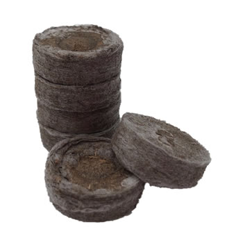 Image of Nutley's 30mm Compost Peat-Free Plug Pellets (Pack of 500)