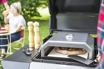 Extra image of Pizza Gourmet Oven