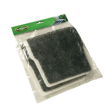 Image of Blagdon MiniPond Carbon and Wool Pads 2PK