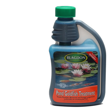Image of Blagdon Pond Goldfish Treatment 1000ml