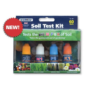 Image of Mini Soil Testing Kit