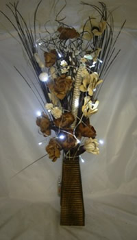 Image of Brown & Cream Bouquet