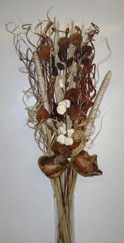 Image of Brown Rose Bouquet