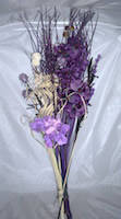 Small Image of Purple Orchid Bouquet