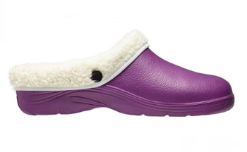 Image of Briers Lavender Thermal Clogs