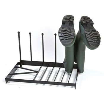 Image of Boot Scraper And Stand
