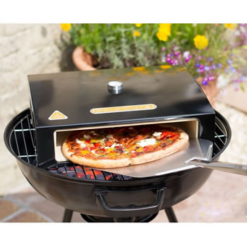 Image of Bakerstone Pizza Oven Basics - suitable for pizzas up to 12