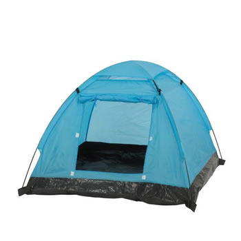 Image of Camelot Blue Kids Childrens Play Tent (CAM0368)