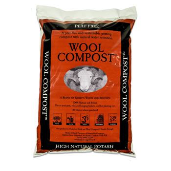 Image of Dalefoot Peat Free Wool Potting Compost 30 Litres