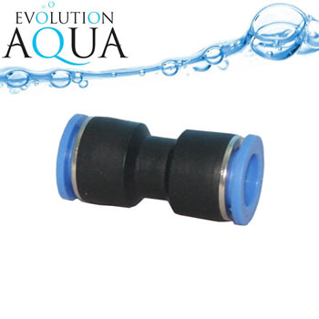 Image of Evolution Aqua 12mm Straight Connector