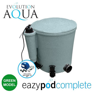 Image of Evolution Aqua EazyPod Complete - Green