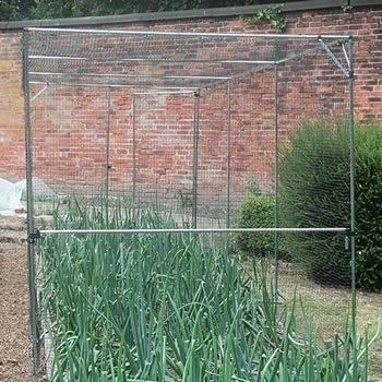 Image of Deluxe Waist Rail 122cm long to suit 122cm high Vegetable Cage
