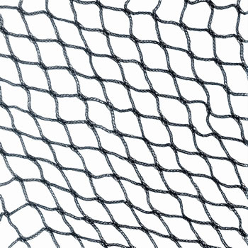 Image of 30m x 12m Nutley's Superior Black Heavy Duty Bird Netting Fruit Cages Ponds