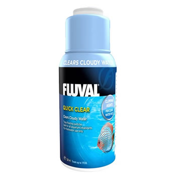 Image of Fluval Quick Clear 120ml