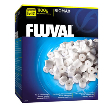 Image of Fluval Biomax Bio Rings Media 1100g